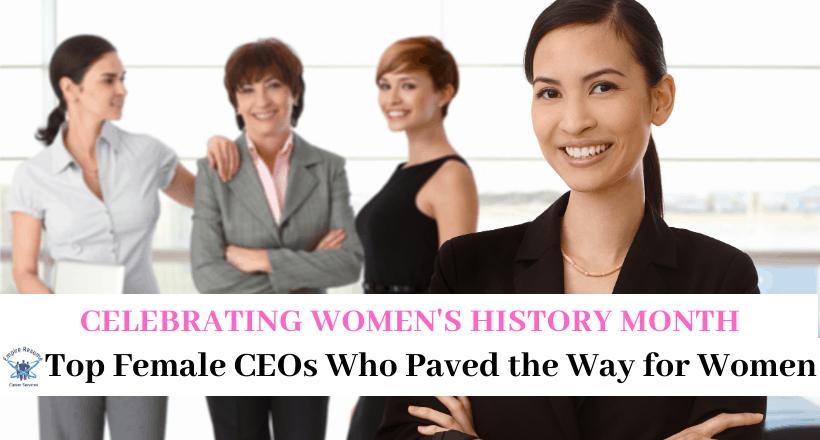 Top Female CEOs