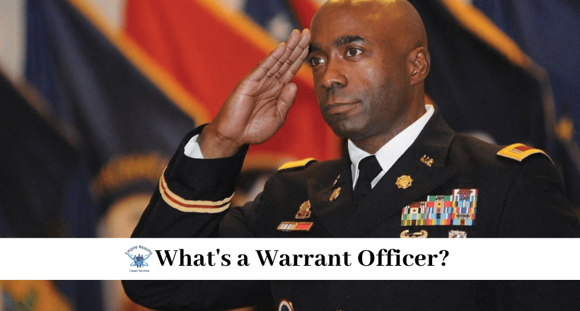 What's a Warrant Officer