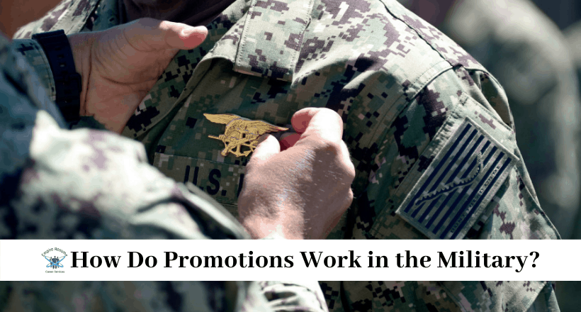 Military Promotions