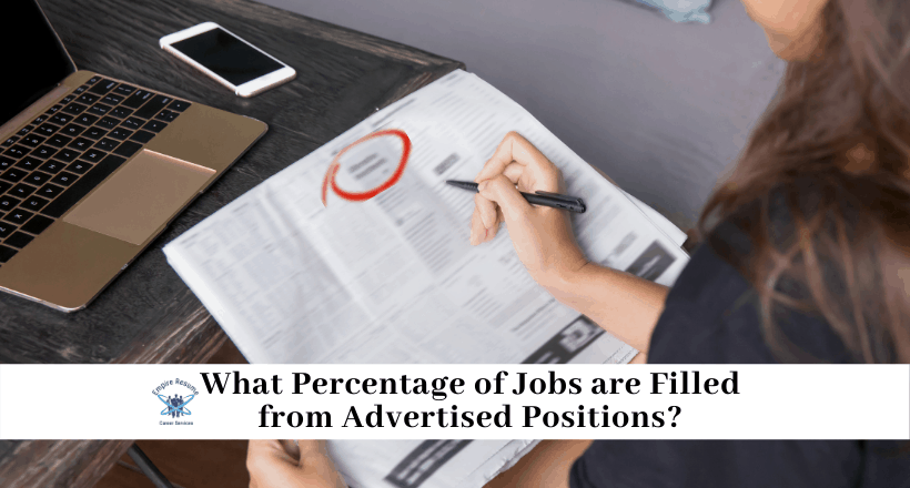 Percentage of Jobs Filled from Postings