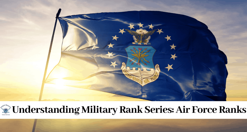 United States Air Force Ranks
