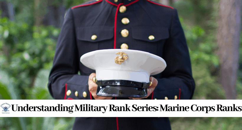 US Marine Corps Rank Structure