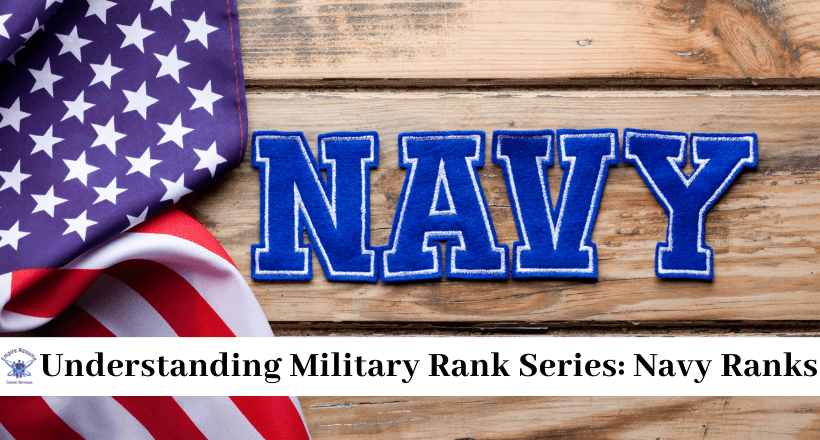 Navy Rank List