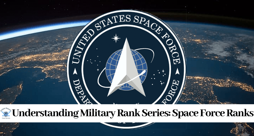 US Space Force Ranks
