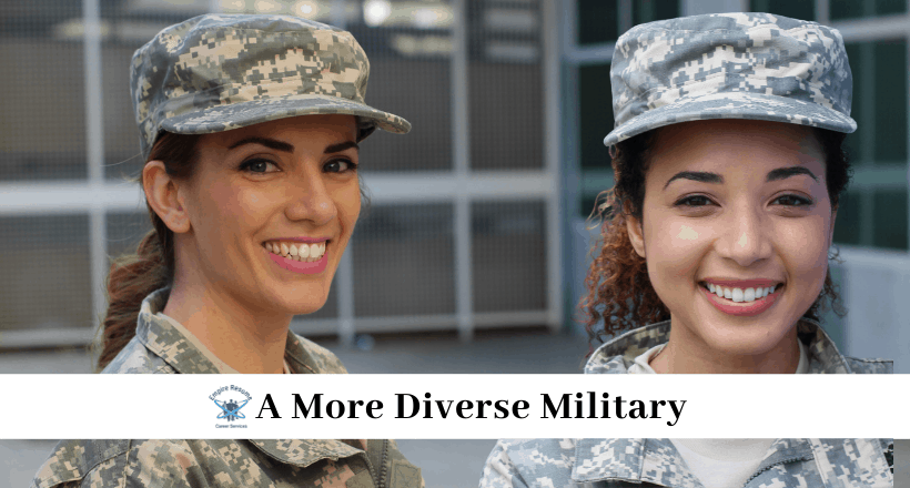 What's changed in the military