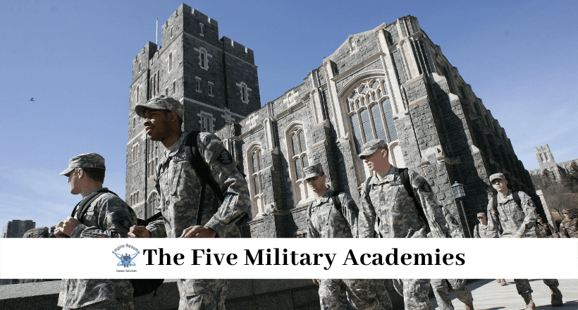 How to Apply to a Military Service Academy