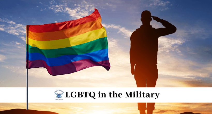 LGBTQ in the Military